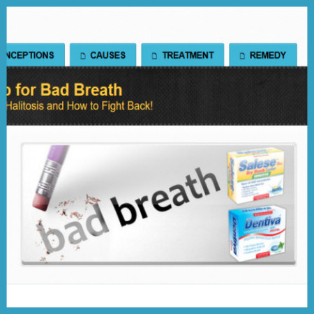 Fight Halitosis