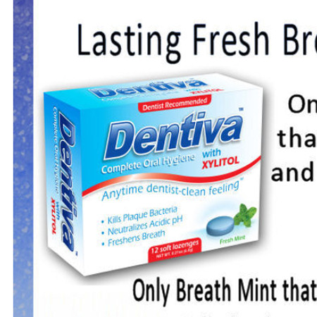 Dentiva Fresh Breath