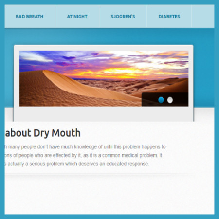 Dry Mouth Information