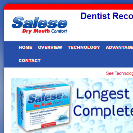Salese Dry Mouth Treatment